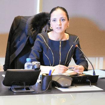 Loubna TRICHA